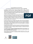 Nota Premsa Patrimoni Gaià