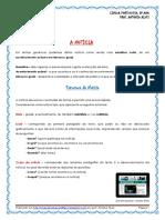 Notícia - Estrutura e Características