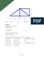 Trabajo Virtual y Teorema de Castigliano