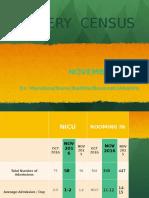OCT 2016 NSY census.pptx