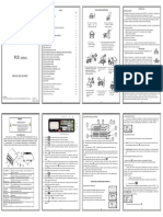 Pcr-40 Manual Usuario