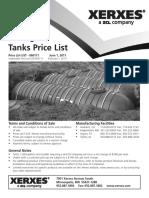 Petro Price List