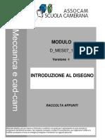 Introduzione Al Disegno Meccanico