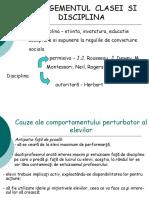 Managementul Clasei Si Disciplina PDF 8