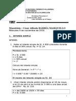 0 Ejercicios Calculo Financiero 2