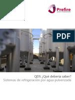 PCI Refrigeracion QDS