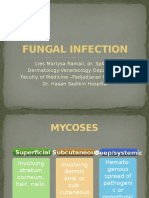 17. Fungal Infection