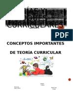 Lección 5 Teorías y Enfoques Curriculares