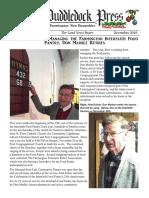 Puddledock Press December 2016