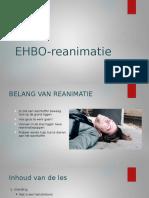 ehbo-reanimatie