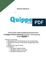 Panduan Quipper School