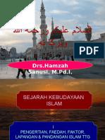 1. Sejarah Kebudayaan Islam Pengertian