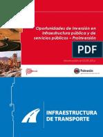 Cartera de Proyectos Obras Por Impuestos