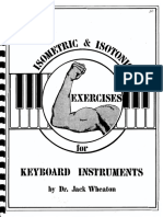 Isometric & Isotonic Exercises For Keyboard Instruments By Dr Jack Wheaton.pdf