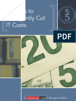 25 Ways to Cut IT Costs eBook No Ads 2010 Itbe