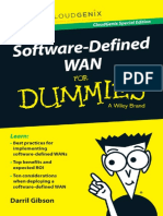 CloudGenix Software Defined WAN for Dummies
