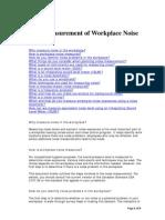 Noise Mearements