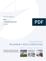 FSF Runway Excursions Report