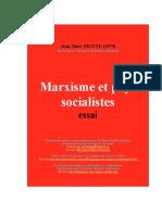 Marxisme étude