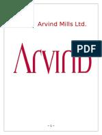 Arvind Ltd.