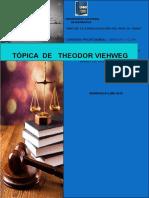 Trabajo Sobre La Topica de Theodor Viehweg