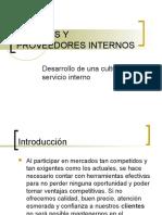 6 Proveedoresyclientesinternosyexternos 111224165037 Phpapp02