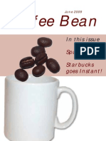 Coffee Bean Issue 1