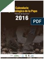 Calendario Agroecologico de La Papa