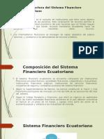 La Estructura Del Sistema Financiero Ecuatoriano