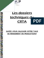 Calcul Du TRS Novembre 2013