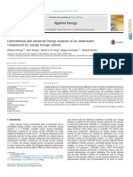10.1016 j.apenergy.2016.08.014 Conventional and Advanced Exergy Analyses of an Underwater Compressed Air Energy Storage System (1)