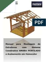 Manual Para Montagem de Estruturas