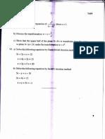 Maths- Feb 2011 p-3