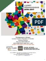 Livret Pedagogique Histoire Ead 2016 2017