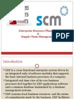 ERP & SCM