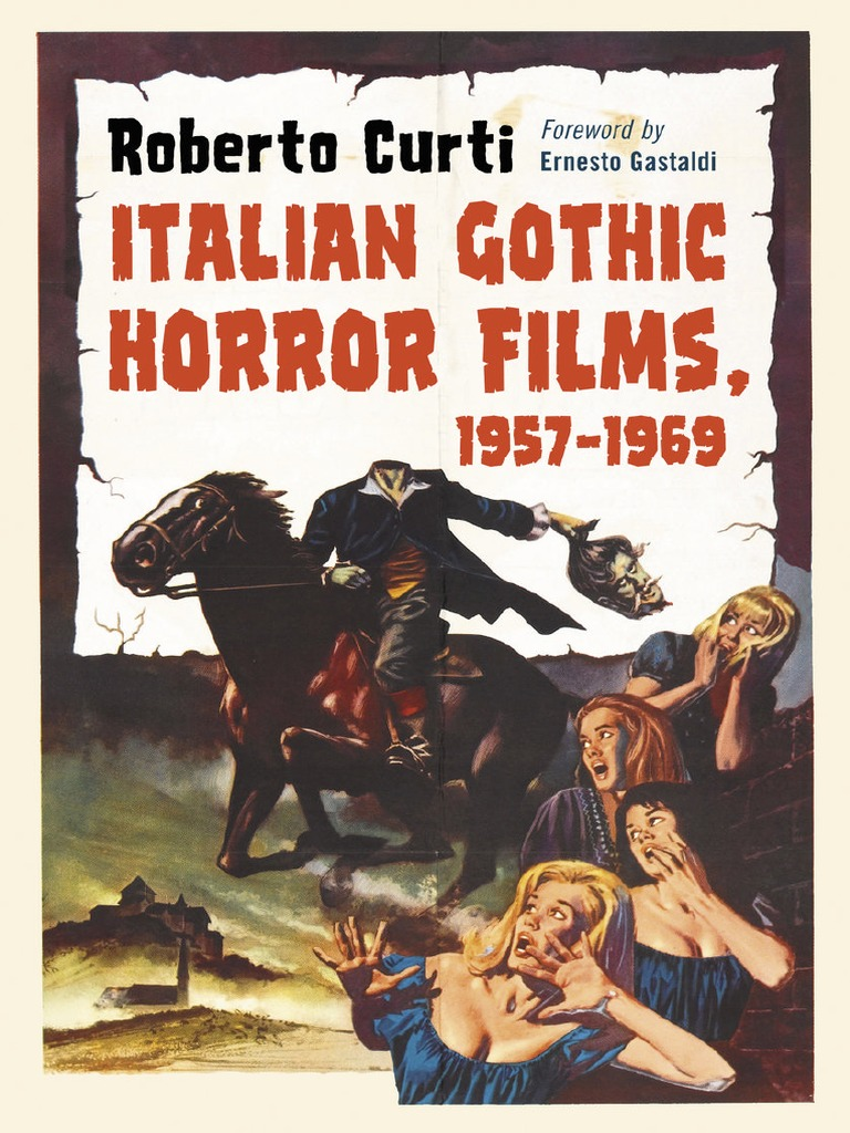 Italian horror films gothic fiction il trovatore fandeluxe Image collections