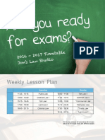 2016 - 2017 Timetable Finalized (PDF)