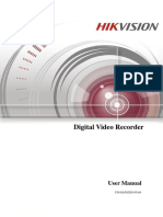 User Manual of TVI DVR