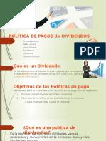 Política de Pagos de Dividendos