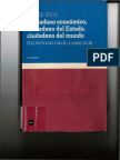 Otfried Hoffe - Ciudadano Economico - 2007