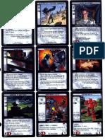 Battletech Ccg (a Through M)