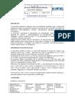 PROTOCOLO - Cetoacidose Diabética