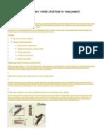 Dizajn Pravila Stepenice i Neki Crteži Koji Će Vam Pomoći