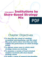 Chapter-5-Retail Institutions by Store-Based Strategy Mix