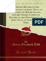 A Partial Record of the Descendants of John Tefft of Portsmouth Rhode 1000765211 (1)