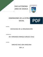 Sanchez Diaz Lidia Angelina Dimensiones de La Estructura Social