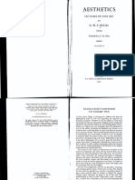 Aesthetics Hegel.pdf
