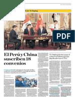 Visita de Estado del presidente de China  Xi Jinping FOTO JUAN PONCE VALENZUELA El Comercio_2016-11-22_#04