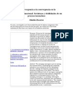 Bacerra de la divergencia a la convergencia.pdf