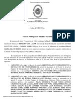Ponencia Del Magistrado Julio Elías Mayaudón